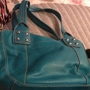 Turquoise Purse!